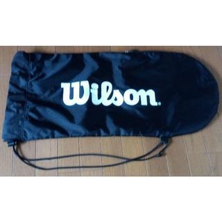 ウィルソン(wilson)の専用です ウィルソン ラケットケース ブラック(ラケット)