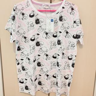 シマムラ(しまむら)の新品サンリオ男子Tシャツ(Tシャツ(半袖/袖なし))