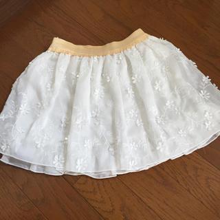 お花のスカート130(スカート)