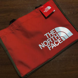 ザノースフェイス(THE NORTH FACE)のザノースフェイス トートバッグ ナイロン アウトドア キャンプ エコバッグ(トートバッグ)