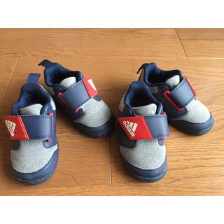 アディダス(adidas)のアディダス スニーカー13cm  2足セット(スニーカー)