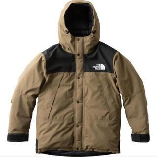 ザノースフェイス(THE NORTH FACE)のnorth face mountain down jacket BE(マウンテンパーカー)