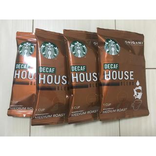 スターバックスコーヒー(Starbucks Coffee)の【新品未開封】スタバ オリガミパーソナルドリップコーヒー(コーヒー)