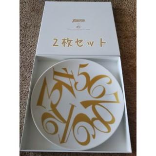 ホッカイドウニホンハムファイターズ(北海道日本ハムファイターズ)のファイターズ ♡フランクミュラー  お皿2枚セット(食器)