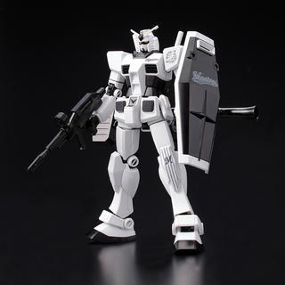 BANDAI - HG 1/144 RX-78-2ガンダム 千葉ロッテマリーンズ
