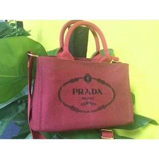プラダ(PRADA)のPrada レディース ショルダーバッグ ハンドバッグ人気中古未使用 (ハンドバッグ)