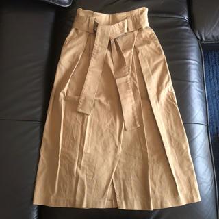 ザラ(ZARA)のザラ スカート(ひざ丈スカート)