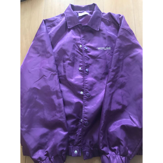 ウィゴー(WEGO)のwego 紫 ジャケット(その他)