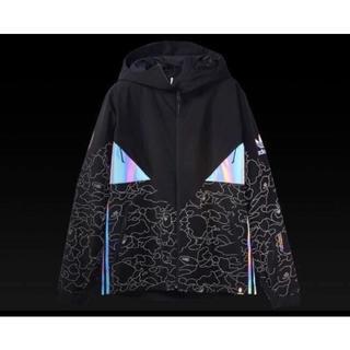 アディダス(adidas)のadidas ベイプ コラボジャケット(テーラードジャケット)