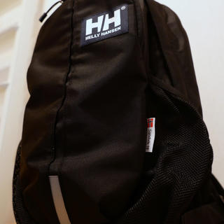 ヘリーハンセン(HELLY HANSEN)の[ヘリーハンセン] リュック サンドヴィーク18 HOY91704 ブラック(リュック/バックパック)