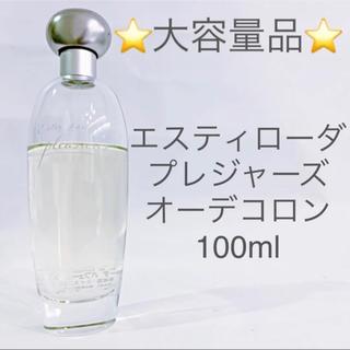 エスティローダー(Estee Lauder)の⭐︎大容量品⭐︎エスティローダ プレジャーズ EDC SP 100ml(香水(女性用))