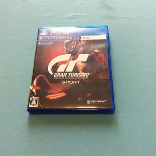 PlayStation4 - グランツーリスモ SPORT PS4