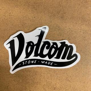 ボルコム(volcom)のVOLCOM  ステッカー 非売品 レア(サーフィン)