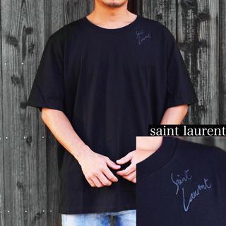 Saint Laurent - 半額‼︎新品タグ付き saint laurent Tシャツ