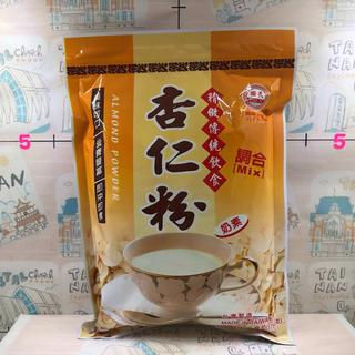 台湾土產 杏仁粉(アーモンドミックスパウダー)(茶)
