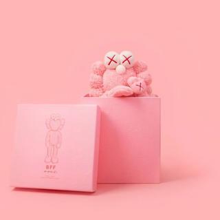 MEDICOM TOY - KAWS BFF 新品 正規品 Dingdong Takuhaibin pink