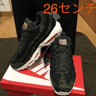 ナイキ(NIKE)の26cm Nike AIR MAX 95 Carhartt WIP(スニーカー)