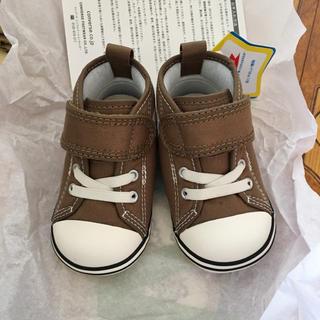 コンバース(CONVERSE)の【難あり】converse ベビー靴 12cm(スニーカー)
