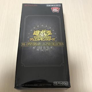 ユウギオウ(遊戯王)のレジェンドコレクション1BOX(Box/デッキ/パック)
