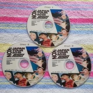 アイコン(iKON)の⭐️iKON⭐️DVD 2枚 セット(ミュージック)