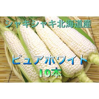 北海道産 ゆでトウモロコシ 有機JAS認定(野菜)
