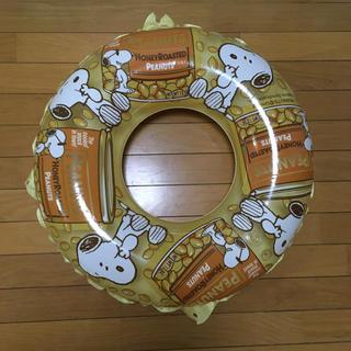スヌーピー 浮き輪 70cm(マリン/スイミング)