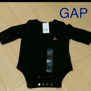 ベビーギャップ(babyGAP)のGAP ロンパース 50 男女兼用 新品未使用(ロンパース)