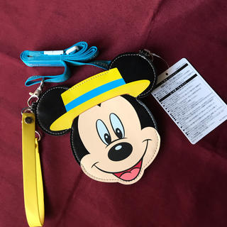 Disney - ディズニーリゾート バケーションパッケージ ミッキー パスケース