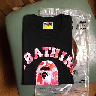A BATHING APE - BAPE × オリジナルフェイク KAWS