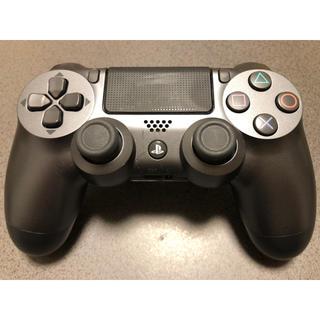 PlayStation4 - PS4 DUALSHOCK4コントローラーCUH-ZCT2J21スチールブラック