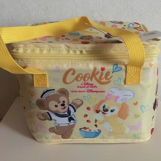 Disney - 香港ディズニーダッフィー&クッキー保冷バッグ