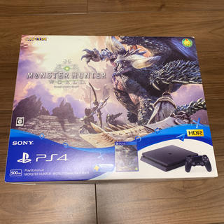 プレイステーション4(PlayStation4)のプレステ4本体(家庭用ゲーム本体)