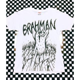 【新品・未着用】BRAHMAN フテネコTシャツ【S】(ミュージシャン)