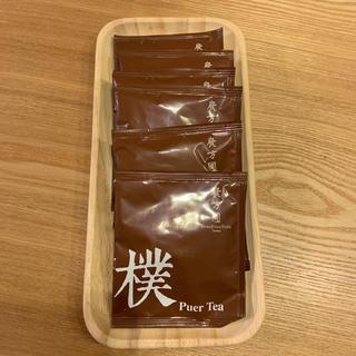 台湾 廣方園 プーアル茶(茶)