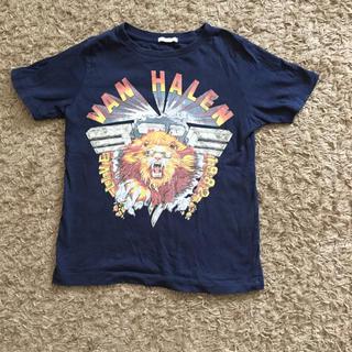 ジーユー(GU)のGU☆VAN HALEN 120Tシャツ(Tシャツ/カットソー)
