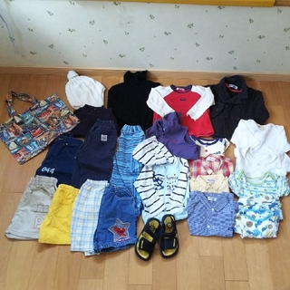 COMME CA ISM - 子供服 まとめ売り コムサ、CELINE他おまけ付き  90~95サイズ