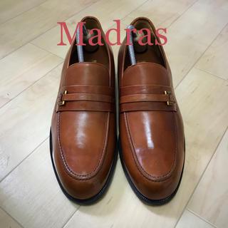 マドラス(madras)の‼️最終値下げ‼️‼️新品‼️ Madras ローファー(ドレス/ビジネス)