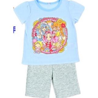 BANDAI - 新品 HUGっと! プリキュア パジャマ 110㎝