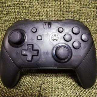 ニンテンドースイッチ(Nintendo Switch)の【正規品】Nintendo Switch Proコントローラー(家庭用ゲーム本体)