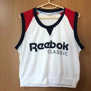 リーボック(Reebok)のReebok☆タンクトップ(タンクトップ)