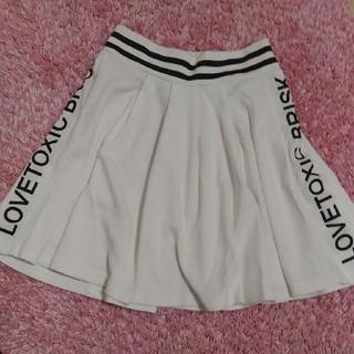 ラブトキシック(lovetoxic)の140ラブトキのスカート(スカート)