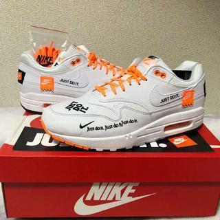 ナイキ(NIKE)の28.5 Nike wmns air max 1 LX  JUST DO IT (スニーカー)