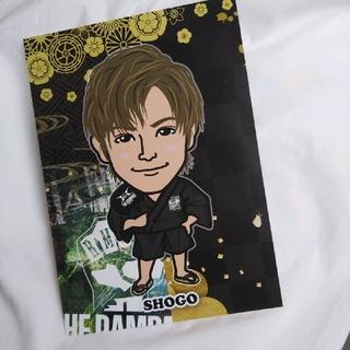 岩谷翔吾 POPカード(ミュージシャン)