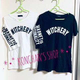 ファンキーフルーツ(FUNKY FRUIT)の❥❥FUNKY FRUIT アシメTシャツ 2枚セット❥❥(Tシャツ(半袖/袖なし))