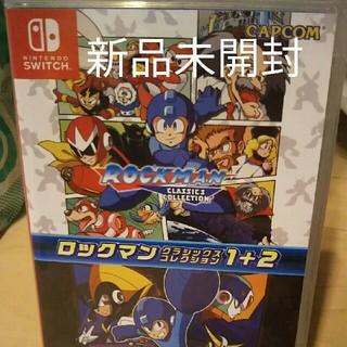 Nintendo Switch - ロックマンクラシックスコレクション1+2