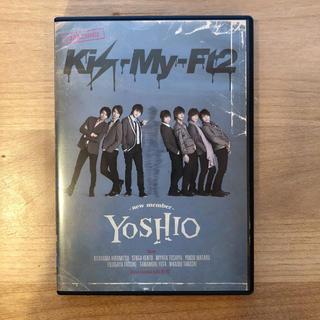 Kis-My-Ft2/YOSHIO-new member-〈初回生産限定盤〉(アイドルグッズ)