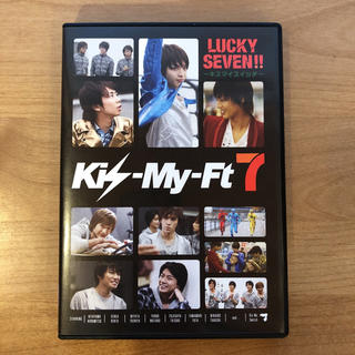 Kis-My-Ft2 キスマイスイッチ DVD(アイドルグッズ)