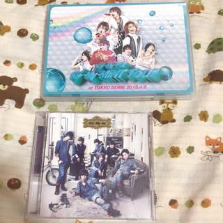 キスマイフットツー(Kis-My-Ft2)のキスマイアルバム&DVDセット売り❤(アイドルグッズ)