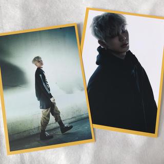 アイコン(iKON)の【 ユニョン 】iKON NEWKIDS ポストカード YG公式グッズ(アイドルグッズ)