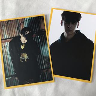 アイコン(iKON)の【 チャヌ 】iKON NEWKIDS ポストカード YG公式グッズ(アイドルグッズ)